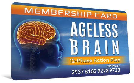Ageless Brain action plan
